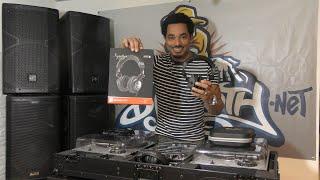 Ultrasone Signature DXP Professional DJ Headphones Review