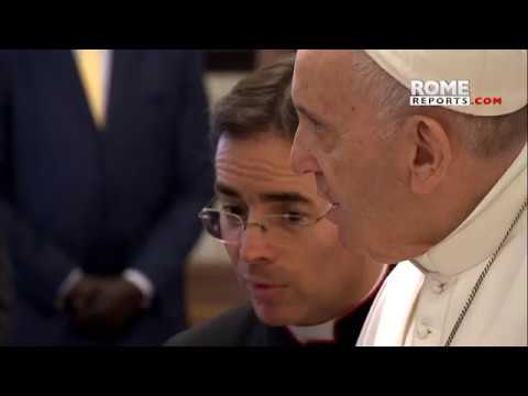 Pope Francis reiterates his desire to visit one of the most suffering countries in the world