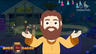 Popular Stories Of Jesus   Bible Story for Children   Holy Tales Bible Stories