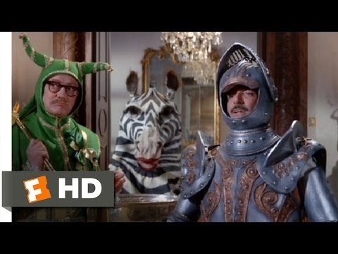 the-pink-panther-(7/10)-movie-clip---i'll-have-your-stripes-(1963)-hd