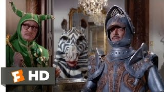 The Pink Panther (7/10) Movie CLIP - I'll Have Your Stripes (1963) HD