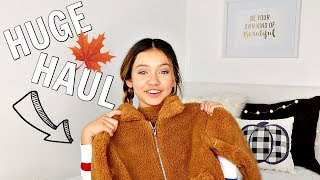 Online Huge Fall Clothing Shopping Haul!! (My mom buys me clothes from Shein)