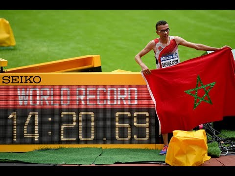 Men's 5000m T13 | Final | London 2017 World Para Athletics Championships