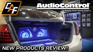Whats New at AudioControl? Booth Review