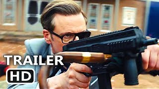 "Kingsman 2 Official ""Hero Galahad"" Trailer (2017) Colin Firth Action Movie HD"
