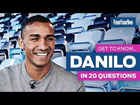 "Danilo interview | ""I nearly set my house on fire!"" 