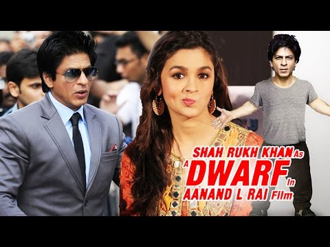 Shahrukh Khan's 2017 Property - 2nd Richest Actor, Alia Bhatt REFUSES Shahrukh Khan's DWARF Film