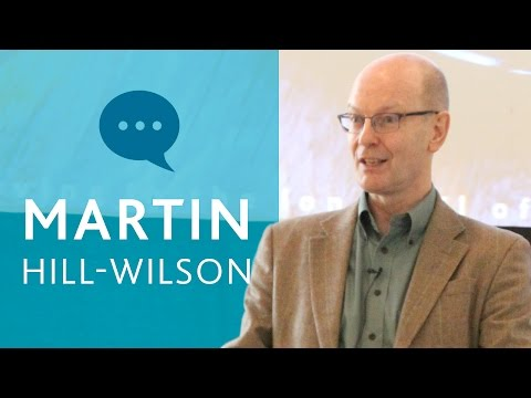 Martin Hill-Wilson, The Unstoppable Force of Digital Disruption