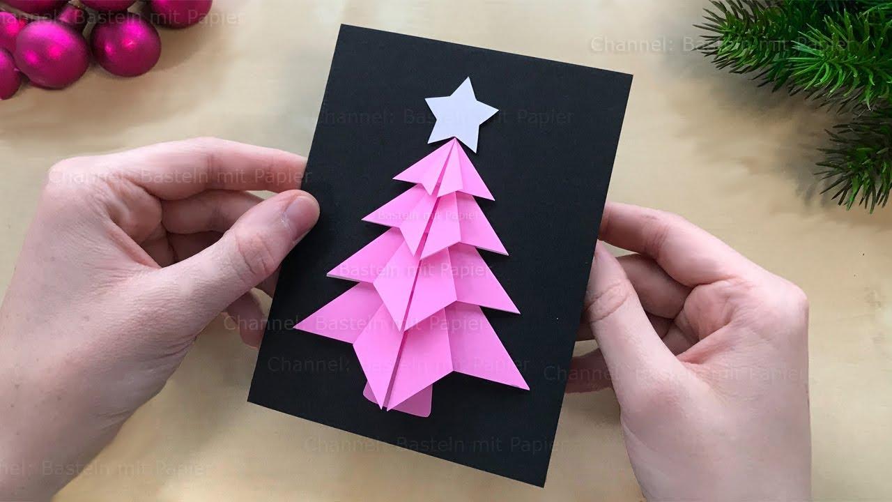 Weihnachtskarten Origami.Recyclables Blog Weihnachtsgeschenke Selber Machen Diy