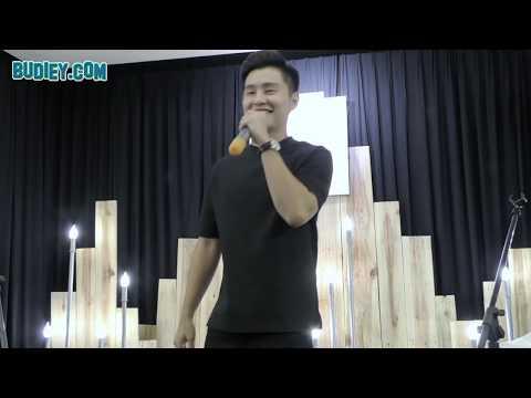 Penuh Perasaan Alvin Chong Nyanyi MENCINTAIMU - Showcase Fattah Amin & Friends