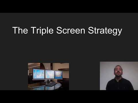 Triple Screen Strategy - Advanced Trading System