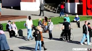 Социальный эксперимент США-Россия 2015. Отношение к ветеранам инвалидам.