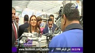 تصنيع أول سيارة تويوتا فورتشنر 2017 في مصر