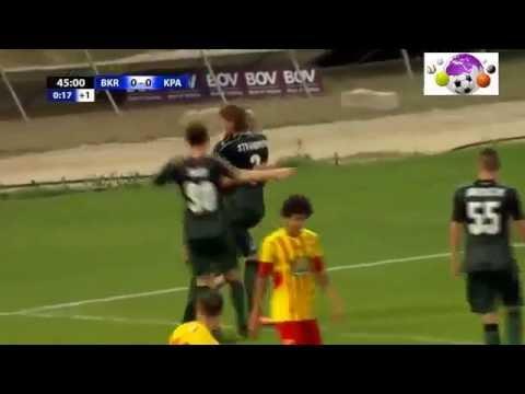 видео краснодар биркиркара футбол
