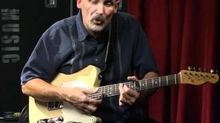 Using Passing Chords to Add Variety - Blues Guitar Lesson