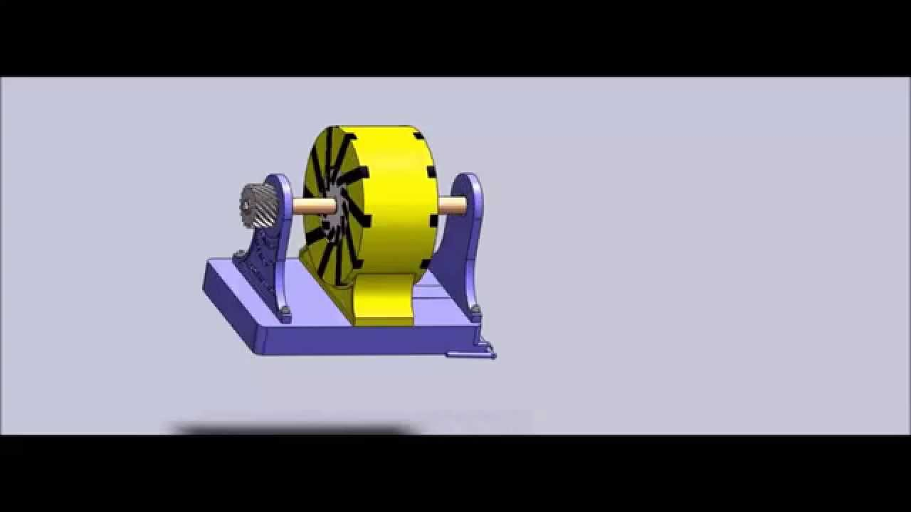 bf49d1a0da6 Tcc Motor magnético - YouTube