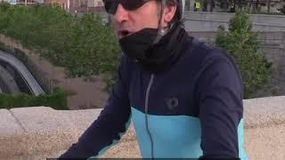 西班牙封锁后谨慎重开 市民可出门锻炼