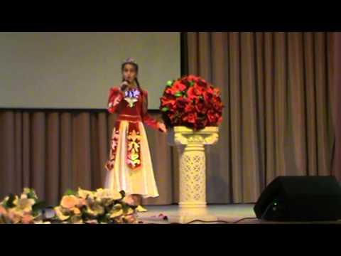 Армянская песня -ЛИАНА САФАРЯН (Ерагуйн)10лет ансамблю НАРЕК