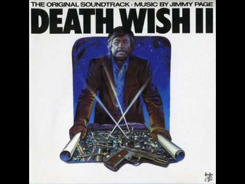 Death Wish II - Jimmy Page - The Release