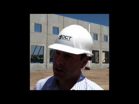 Justin Bennett, Regional Market Rep for DCT Industrial