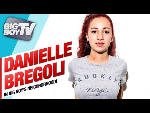 "Danielle ""Cash Me Outside"" Bregoli on Dr. Phil, Kodak Black, And More! 