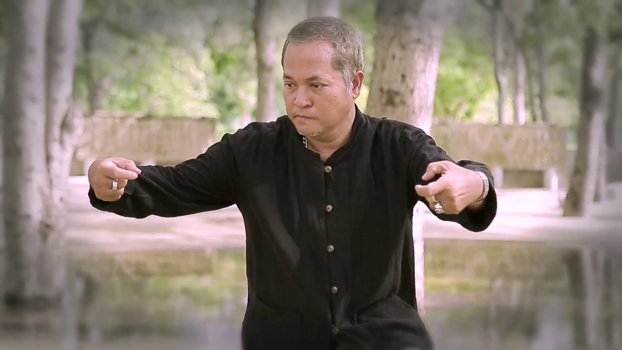 ไทชิ (Tai Chi) เพลงมวยหมัด 9 มังกร