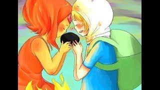 finn x flame princess love story