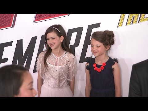 Young 'Ant-Man' actress on entering 'the family business'