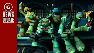 New Teenage Mutant Ninja Turtles Game Leaked, Bayonetta 2 Studio Developing - GS News Update