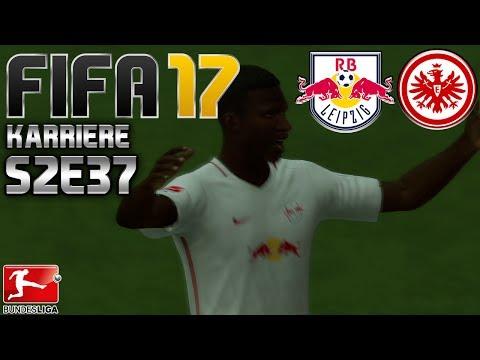 FIFA 17 KARRIERE ⚽️ S02E37 • 23. SPIELTAG: RB Leipzig vs. Eintracht Frankfurt