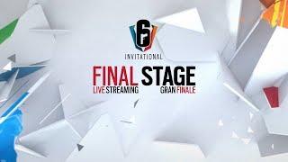 Six Invitational - Gran Finale Day 06 - Rainbow Six Siege