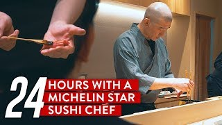 Download 24 Hours With A Michelin Star Sushi Chef: Sushi Kimura Mp3 and Videos