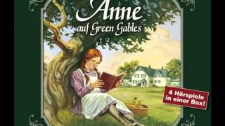 Lucy Maud Montgomery, Anne auf Green Gables Folge 1-4 (4 CDs)
