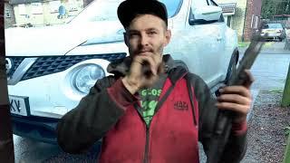 *Deaf Channel*Deaf Garage#24 NissanJuke Front Brake Pad Instal.Установите передние тормозные колодки