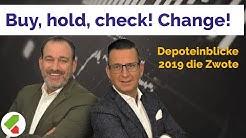 Buy, hold, check - 2/2   Facebook, Henkel, Nestle, Walt Disney   echtgeld.tv (27.12.2019)