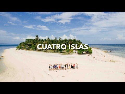 CUATRO ISLAS! - Island Hopping (Leyte, Philippines)