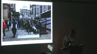 artists on artists lecture series   mark leckey on robert whitman