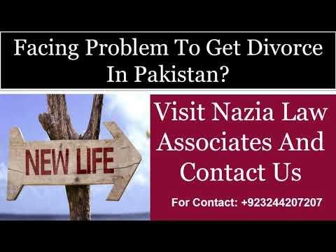 Legal Help Divorce Procedure In Pakistan 2018