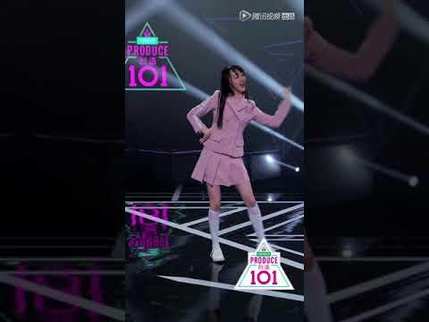"""[Produce101] 王亦然 Wang Yiran - """"Pick Me"""" Solo Ver. [创造101]"""