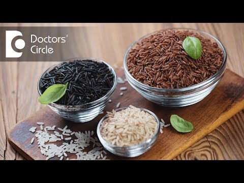 How to stop habit of eating raw rice in thyroid and anemic individuals? - Dr. Sanjay Panicker