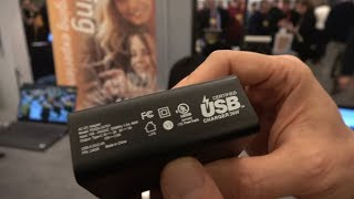 USB Charging Standard, with Logo by USB Implementors Forum