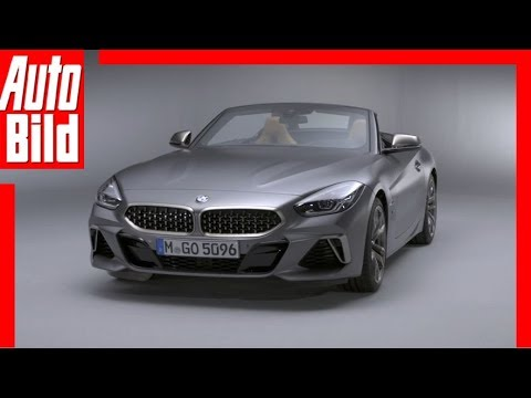 bmw z4 2018 sitzprobe review erkl rung youtube. Black Bedroom Furniture Sets. Home Design Ideas