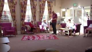 Peregrine House Elderly Care Home Whitby Yorkshire