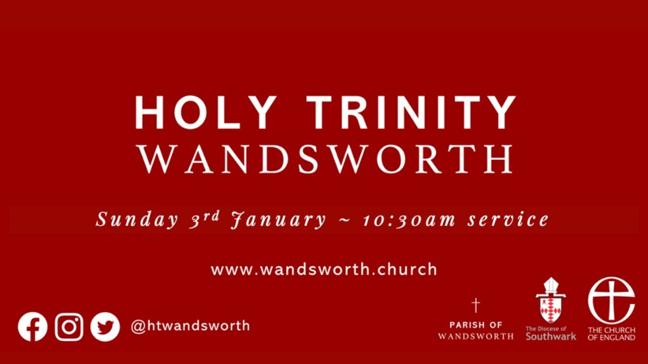 Sunday 7 March│10:30AM│Wandsworth Church