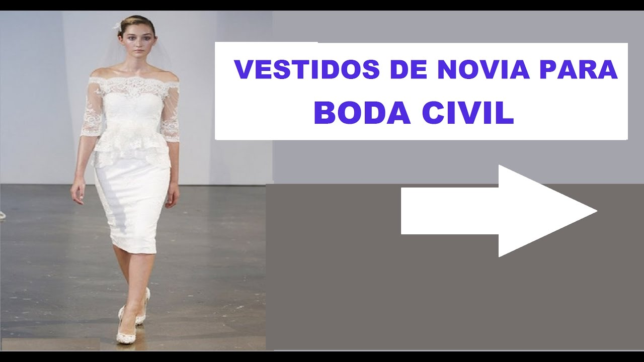 Vestido De Novia Para Boda Civil Imagenes De Vestidos Para Boda Civil