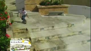 Robert Lopez Mont en Misiles de Racimo DVD