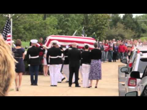 Gunnery Sgt Daniel Price Tribute