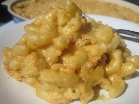 HOMEMADE MAC & CHEESE - How To Make MACARONI & CHEESE Recipe
