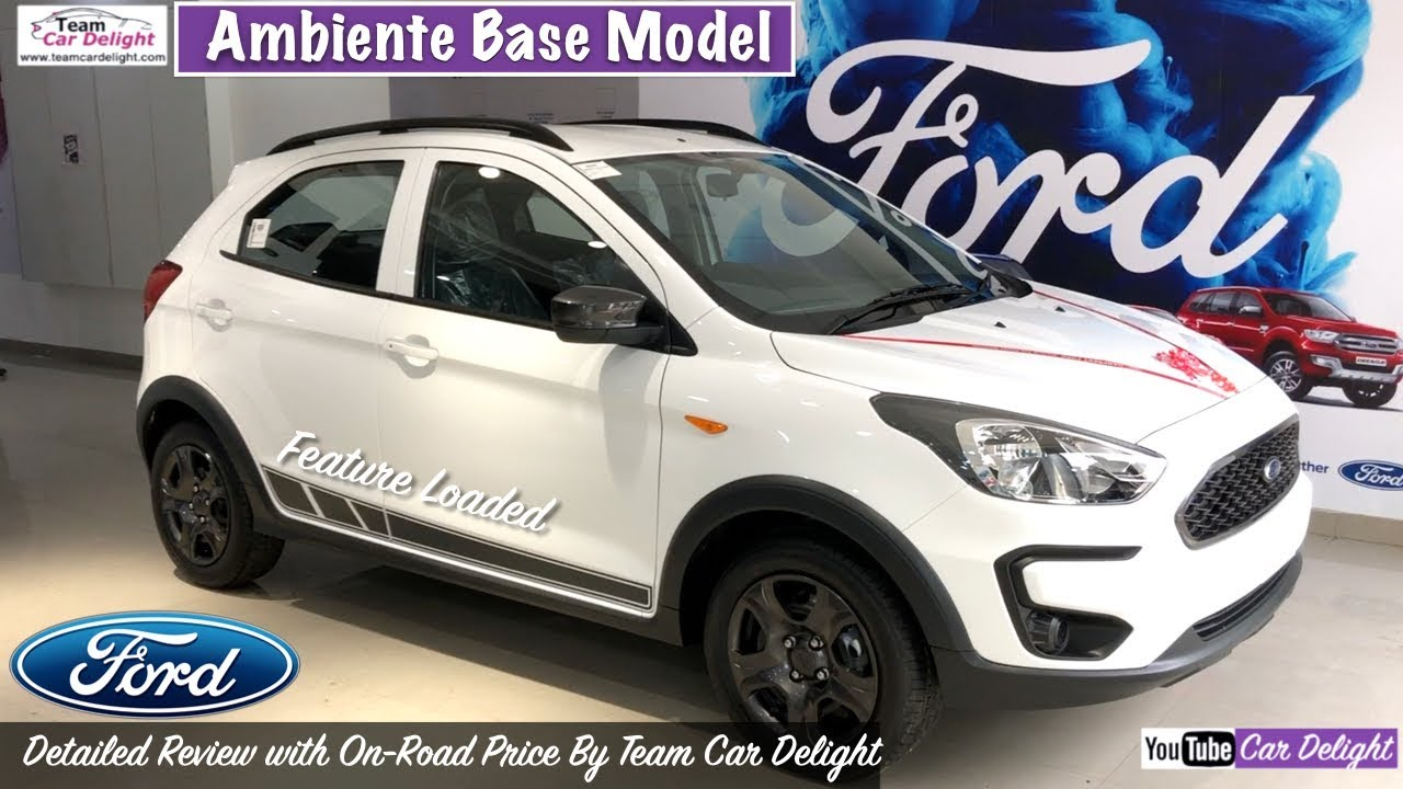 Ford Freestyle Ambiente Base Model Detailed Review With On Road