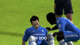 [HD] FIFA 2010 vs PES 2010 - Gameplay & Graphics